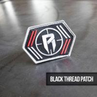 Black Thread Patch