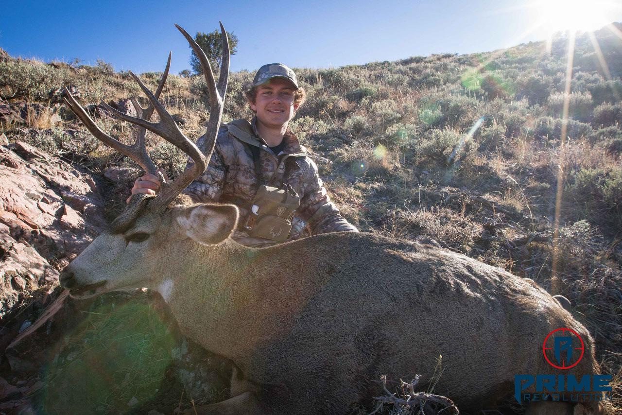 Connor Capuro's 2017 Deer Kill
