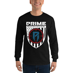 prime revolution long sleeve shirt